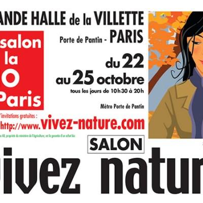 Vivez Nature - Du 22 au 25 octobre 2010