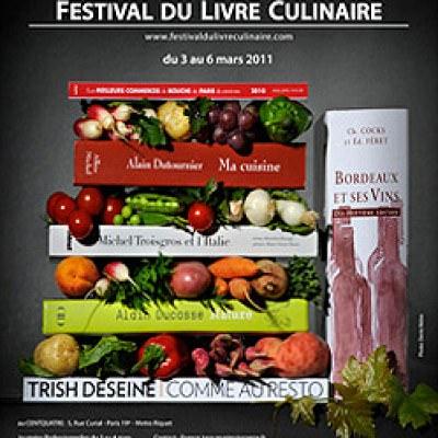 Le Festival du Livre Culinaire