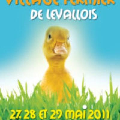 Le village fermier de Levallois