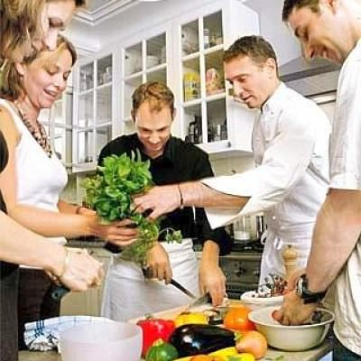 Le bonheur est dans la cuisine