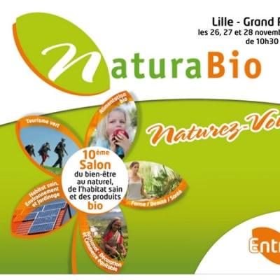 Natura Bio - Les 26,27 et 28 novembre 2010