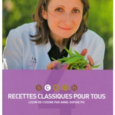 Sccok 4 : Leçon de cuisine par Anne-Sophie Pic