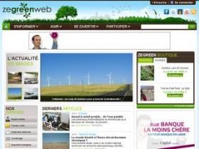 Zegreenweb