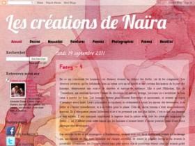Les créations de Naïra