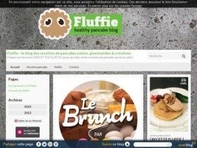 Fluffie - Healthy Pancake Blog