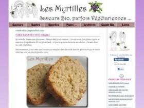 Les saveurs bio de Myrtille