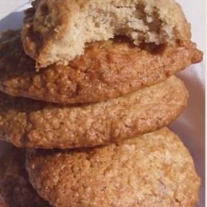 simple à cuisiner Biscuits Anzac aux flocons d'avoine recette de