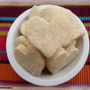 facile Biscuits à la Violette recette de