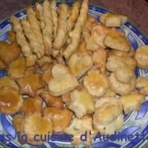 facile Biscuits au fromage recette végétarienne