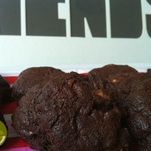 facile à cuisiner Biscuits aux deux chocolats cuisiner la recette