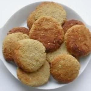 simple à cuisiner Biscuits croustillants à la noix de coco préparation
