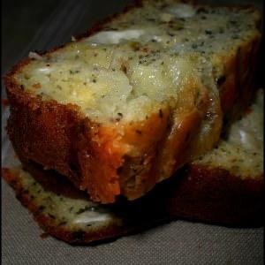 simple à cuisiner Cake au chèvre et pesto de pistaches cuisiner la recette