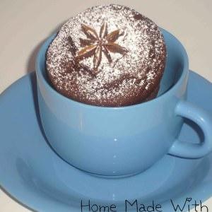 facile Chocolate muffins étoilés recette