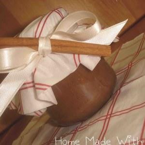facile Cinnamon curd préparation