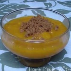 simple à préparer Compote de pomme-potimarron vanille & cannelle recette de