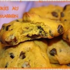 rapide Cookies au Potimarron recette végétarienne