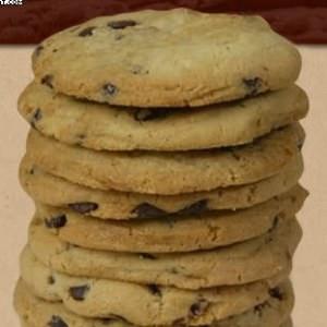 facile Cookies au chocolat noir et noisettes recette