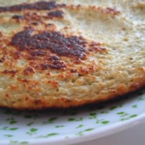 facile Crêpe d'avoine au pesto cuisiner la recette