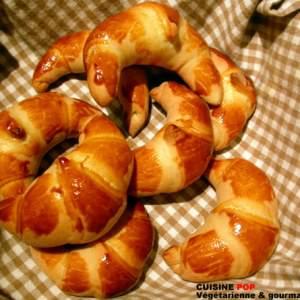 rapide à cuisiner Croissants suédois préparation
