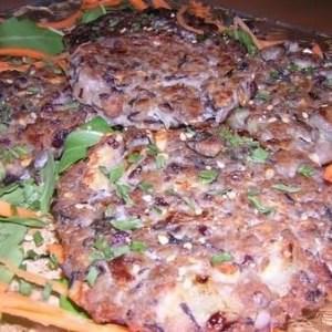 simple à cuisiner Croquettes d'azukis cuisine végétarienne
