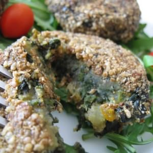 rapide à cuisiner Croquettes de légumes recette végétarienne