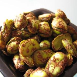 simple à cuisiner Fèves apéritives recette de