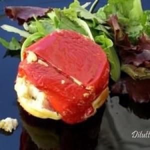 simple à cuisiner Dôme tricolore recette de