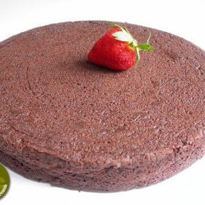 simple à préparer Fondant de fromage blanc au chocolat noir cuisine végétarienne