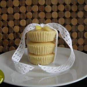 simple à cuisiner Fondants au citron et aux amandes préparation