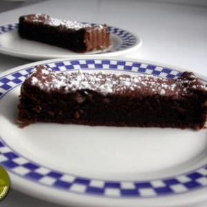facile à cuisiner Gâteau au Chocolat et aux épices préparation