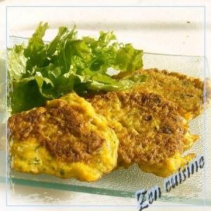 simple à cuisiner Galettes au potimarron cuisine végétarienne
