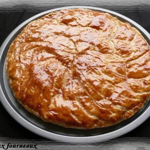 rapide à cuisiner Galette des Rois - frangipane recette végétarienne