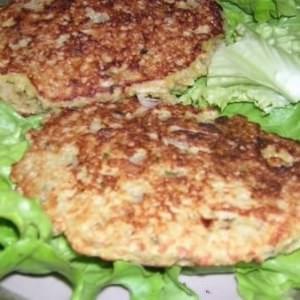 facile Galettes de flocons de quinoa recette végétarienne