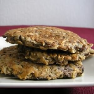 simple à cuisiner Galettes végétales aux azukis recette de