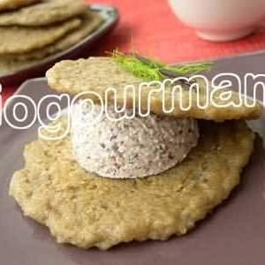 simple à cuisiner Galettes végétales épicées et Tofu à la Dulse recette végétarienne