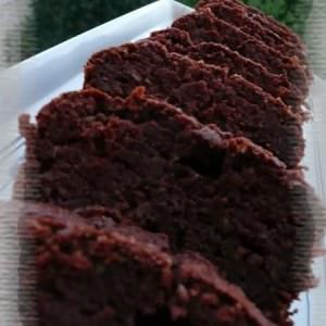 facile Gâteau au chocolat et à la courgette préparer la recette