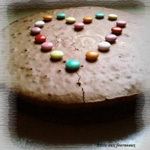 facile à cuisiner Gâteau au chocolat préparation