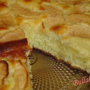 facile Gâteau aux pommes et la noix de Coco recette