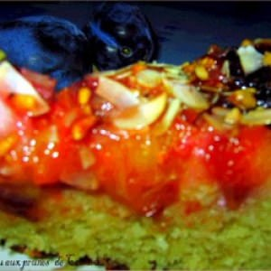 facile à cuisiner Gâteau aux prunes recette de