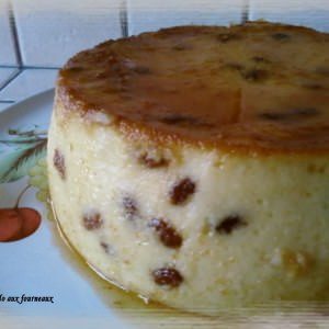 rapide à cuisiner Gâteau de semoule au caramel recette végétarienne