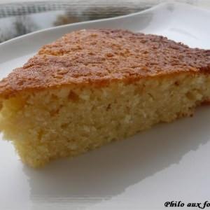 facile à cuisiner Gâteau à la noix de coco cuisiner la recette