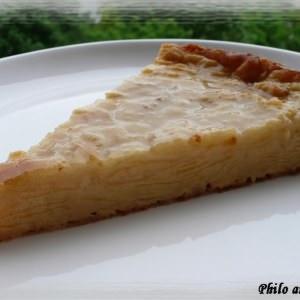 facile à cuisiner Gâteau aux pommes et aux poires préparation