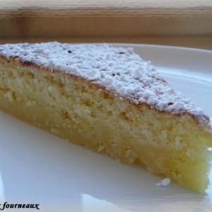 simple à cuisiner Gâteau mousseux au citron préparation