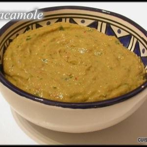simple à cuisiner Guacamole recette de