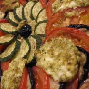 rapide à cuisiner La tarte au concombre cuisine végétarienne