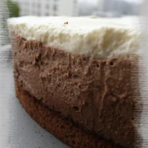 rapide Gâteau trio de chocolat préparer la recette