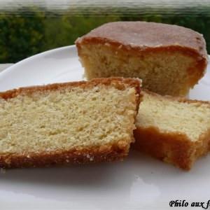 rapide Lemon cake recette végétarienne