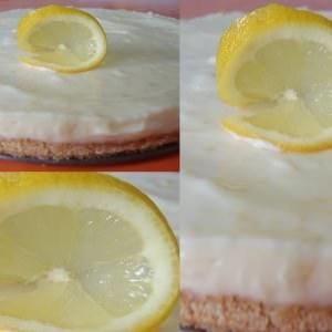 rapide à cuisiner Lemon Pie recette de