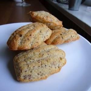 simple à préparer Madeleines sans gluten recette de
