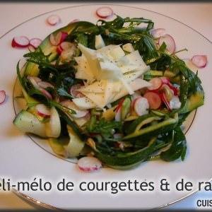 Salade de m che sucr e sal e salades au fromage - Cuisiner les radis roses ...